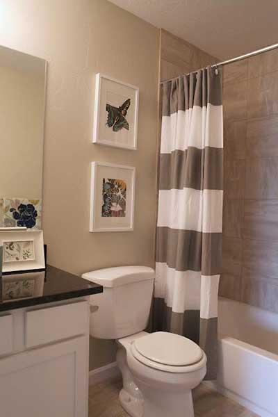 Quadros Para Decorar Banheiros Fotos Dicas Modelos