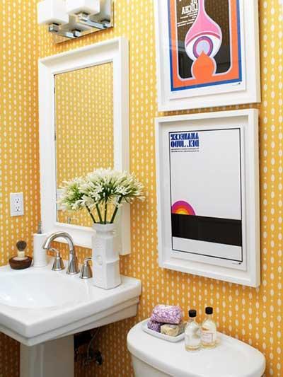quadros para banheiros
