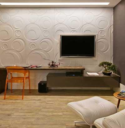 6 tipos de revestimentos para parede internas e externas for Interno s