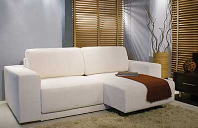 8 dicas de decora o com sof s pequenos for Sofas rinconeras pequenos