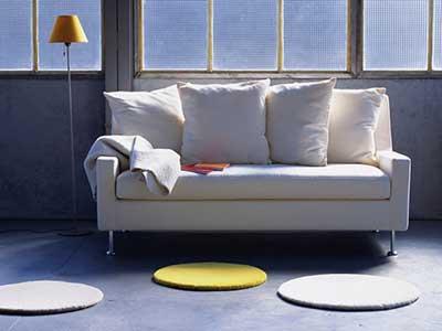 dicas de decoração com sofás