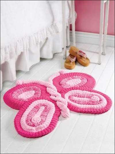 30 Modelos de Tapetes Infantis para Quarto Infantil ~ Tapetes Para Quarto Infantil Em Croche