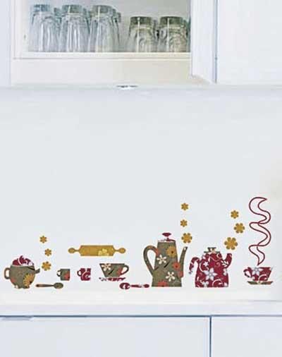 fotos de decoração para cozinha