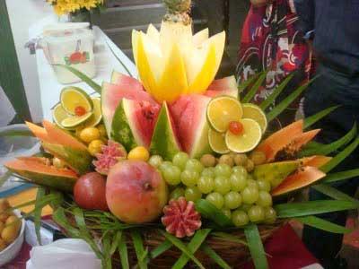 Dicas De Como Fazer Decora 231 227 O Com Frutas Simples E F 225 Cil
