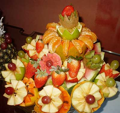 Escolhendo as frutas - 3 3