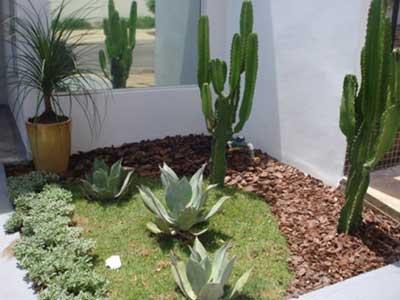 40 fotos e dicas de jardins pequenos decorados for Decoracion del hogar barato
