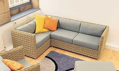 modelos de sofás pequenos