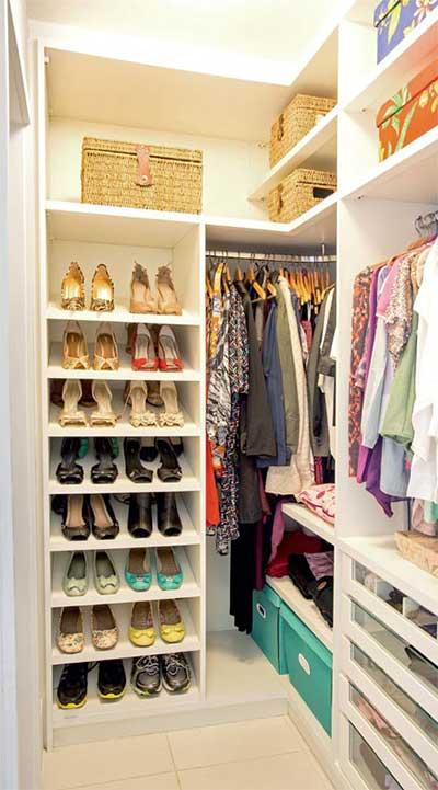 Closets Pequenos ~ Closets Pequenos, Modernos, Funcionais, Bonitos e Decorados