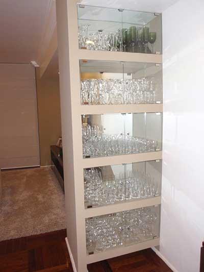 fotos de cristaleiras