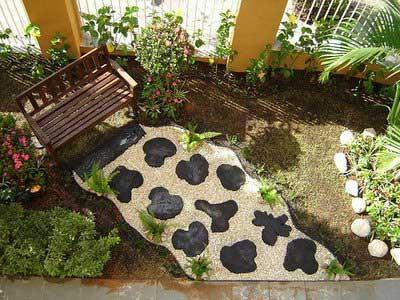40 Fotos e Dicas de Jardins Pequenos Decorados