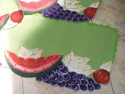 de frutas