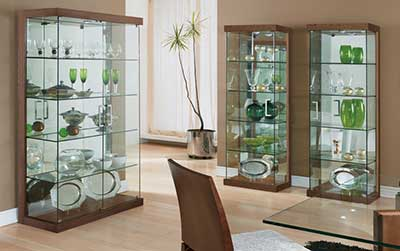 Modelos de cristaleiras modernas