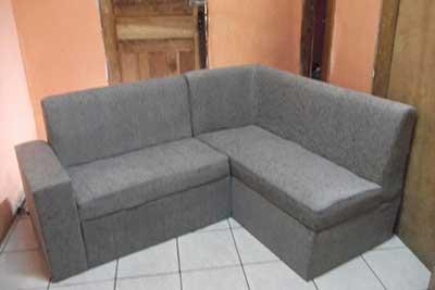 fotos de sofás pequenos