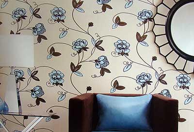 fotos de decoração de parede