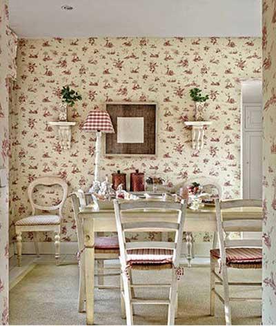 decoração com tecidos