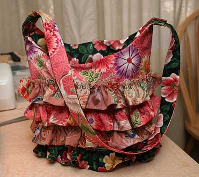 bolsa de tecido
