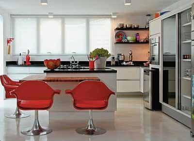 para decorar sua cozinha