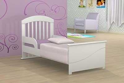 foto de cama infantil