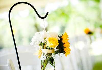 ideias para casamento de dia