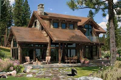 Casas r sticas decoradas fotos ideias dicas imagens - Fotos de casas de campo rusticas ...