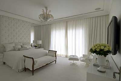 30 modelos de cortinas modernas fotos ideias inspira o for Ver cortinas modernas
