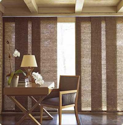 30 modelos de cortinas modernas fotos ideias inspira o - Cortinas tipo persianas ...