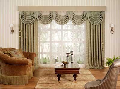 Como escolher cortinas para sala for Cortinas bonitas para sala