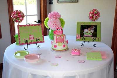 festa decorada mais simples