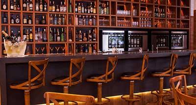 imagens de decoração de bar