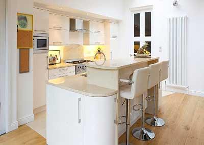 imagens de decoração de cozinhas