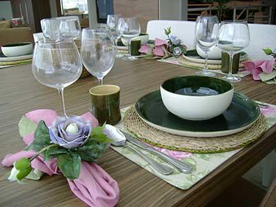 imagens de sala de jantar