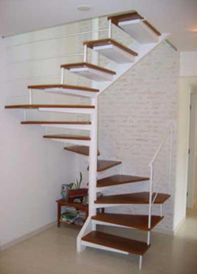 Escada-caracol-ferro-fundido-genuardis-portal Picture