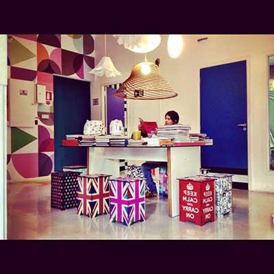 lojas de decoração