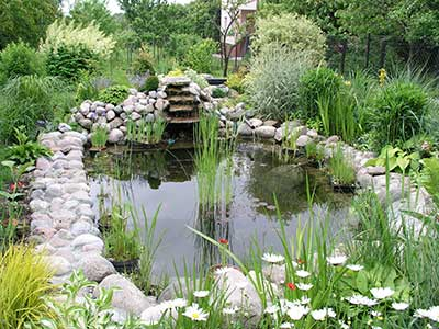 tipos de jardins