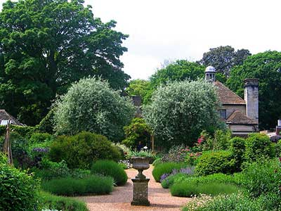 fotos de modelos de jardins