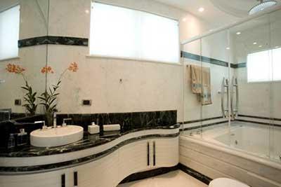 imagens de luminárias para banheiros