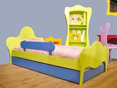 fotos de camas infantis