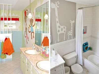 como decorar seu banheiro