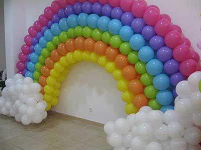 Decoração Com Balões E Bexigas Fotos Dicas Imagens