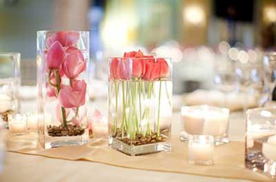 como decorar casamento de dia