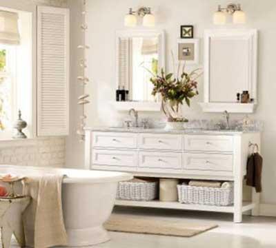 banheiros provençais