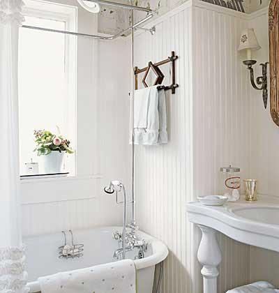 fotos de banheiros provençais