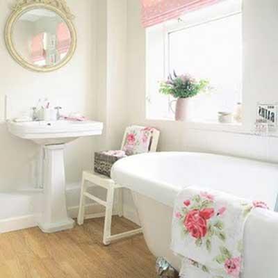imagens de banheiros provençais