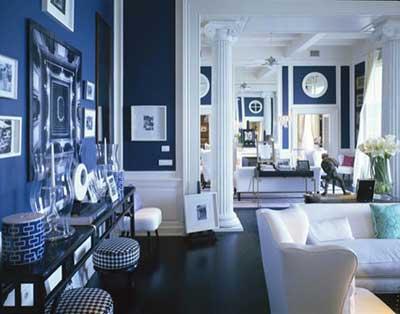 Dicas E Modelos De Paredes Azuis No Quarto Sala Casa Etc Interiors Inside Ideas Interiors design about Everything [magnanprojects.com]