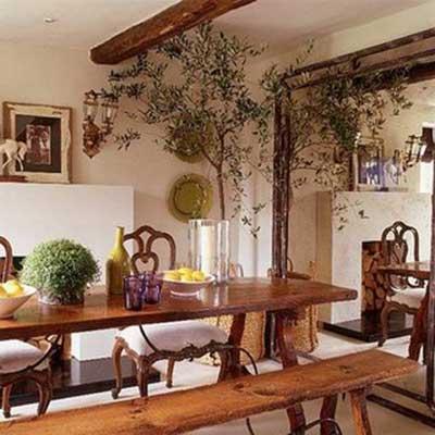 Casas r sticas decoradas fotos ideias dicas imagens - Fotos de casas decoradas ...