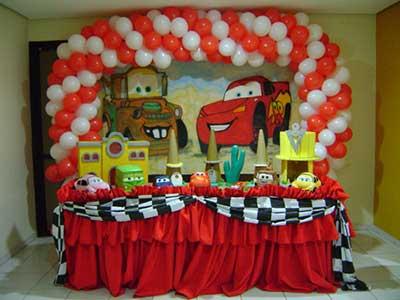 como decorar festa infantil