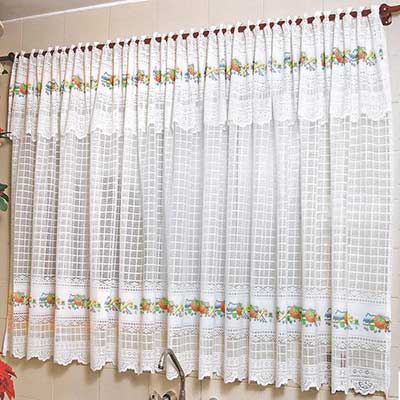Modelos de cortinas para cozinha modernas baratas for Cortinas baratas para salon