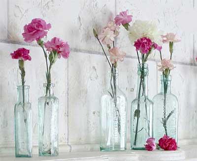 decorar com garrafa