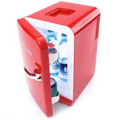 modelo de mini geladeira