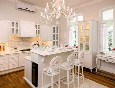 imagens de cozinhas decoradas